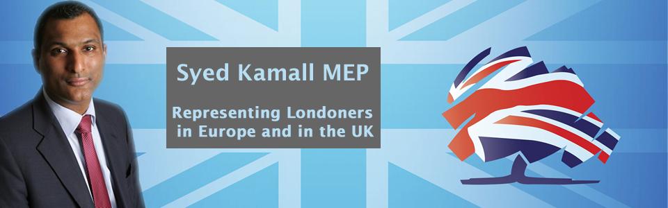 Dr Syed Kamall MEP London